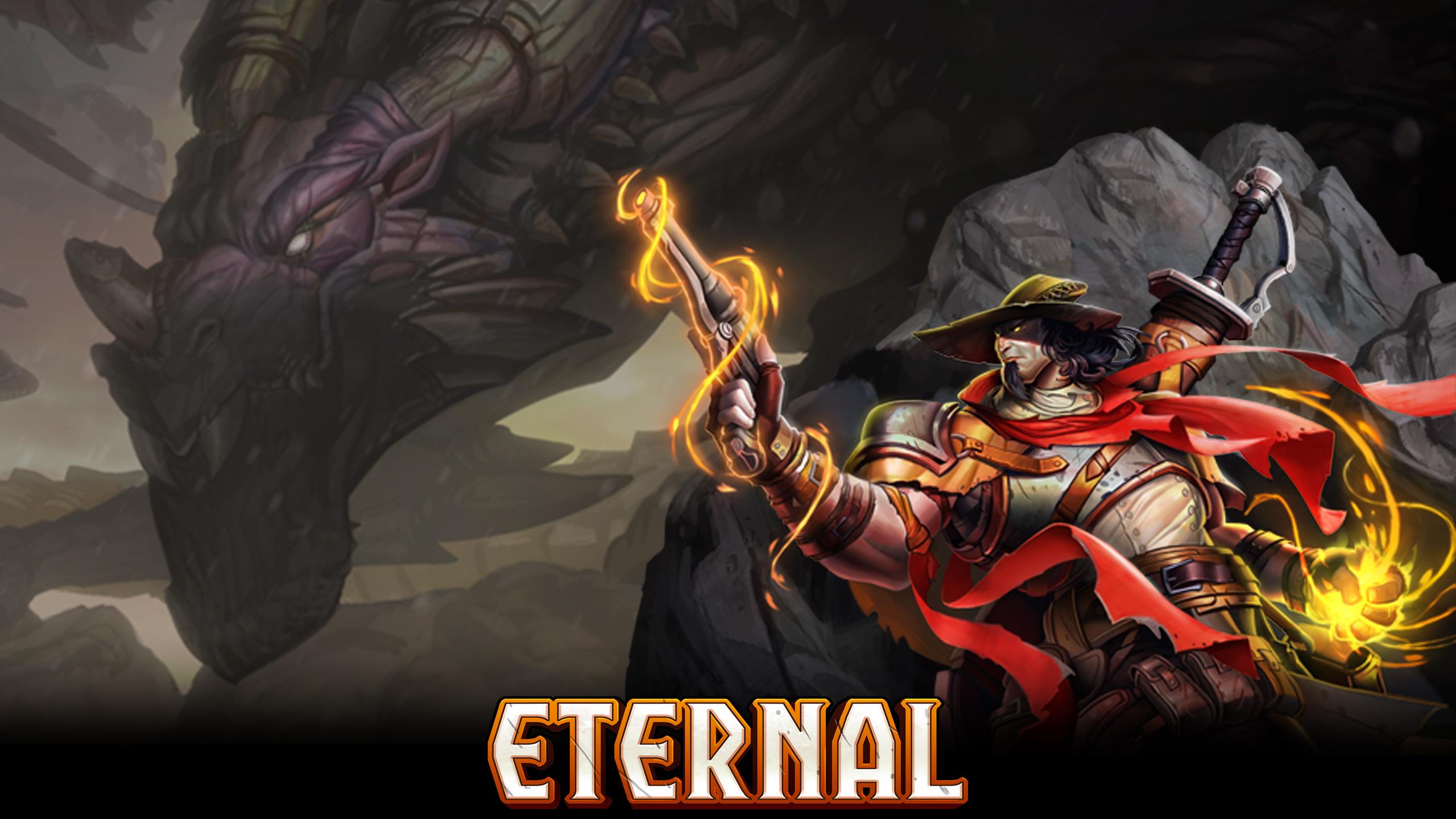 Eternal - Dire Wolf Digital